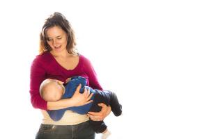 breastfeeding Evan